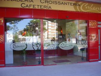 Cafetería Calentito (San Vicente del Raspeig)