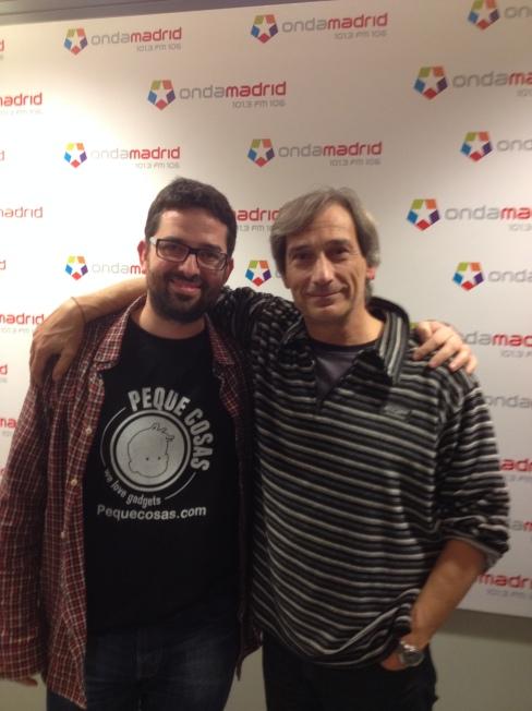 Curro Castillo y Fernando Megía (Pequecosas.com)