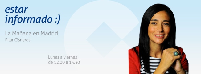 Pilar Cisneros - La Mañana - Cadena Cope