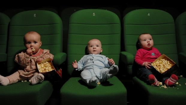 Bebés en el cine