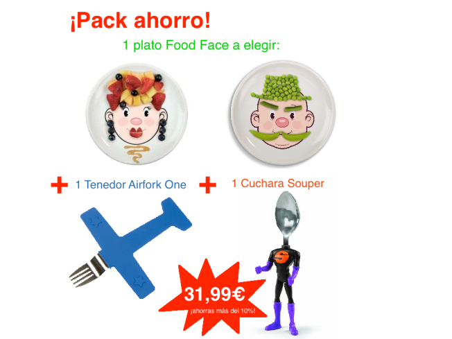 Pack Ahorro No Normal